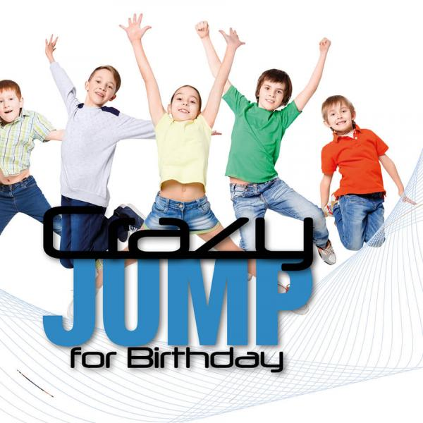 Crazy JUMP® for Birthday