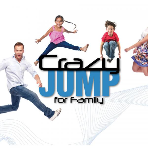 Crazy JUMP® for Family
