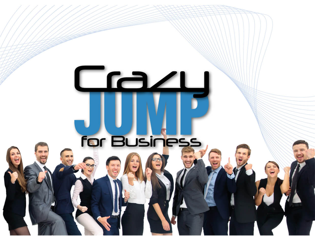 Crazy JUMP® for Business